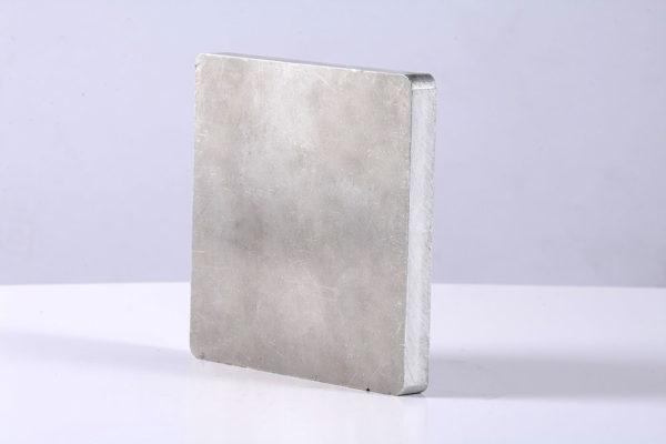 couvercle en aluminium